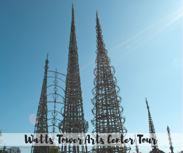 Watts Towers South Central