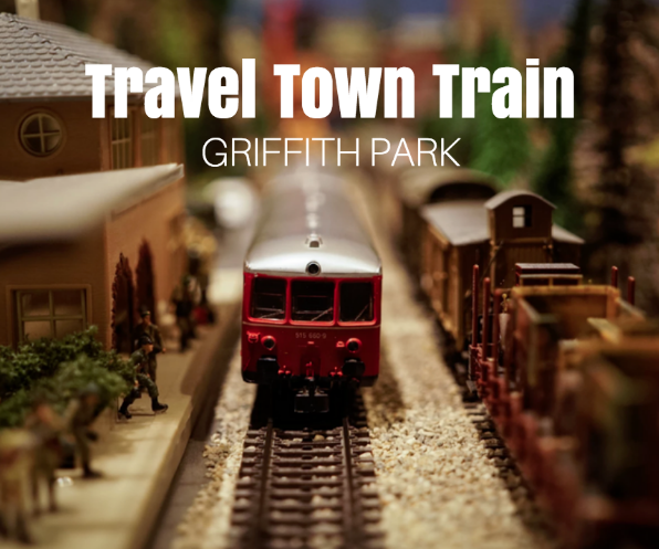 Travel Town Train