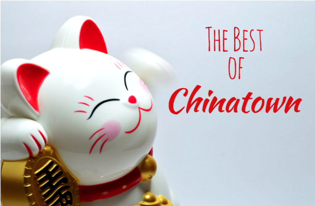 Things to Do in Chinatown Los Angeles