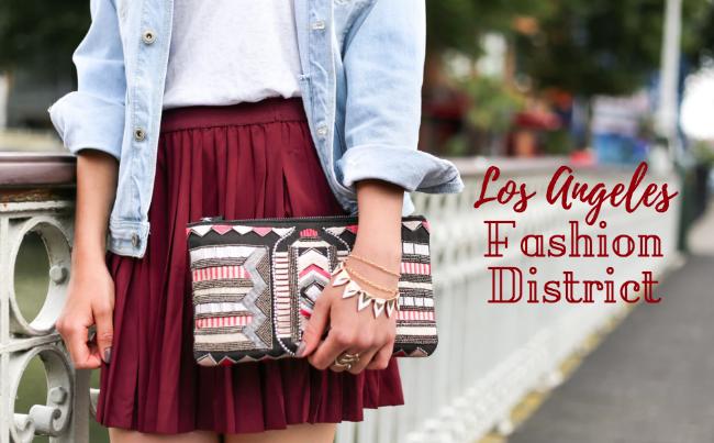 The L.A. Fashion District