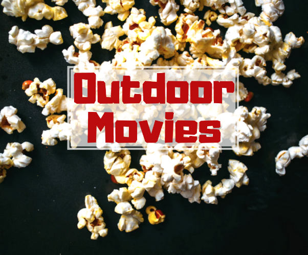 la outdoor movie screenings