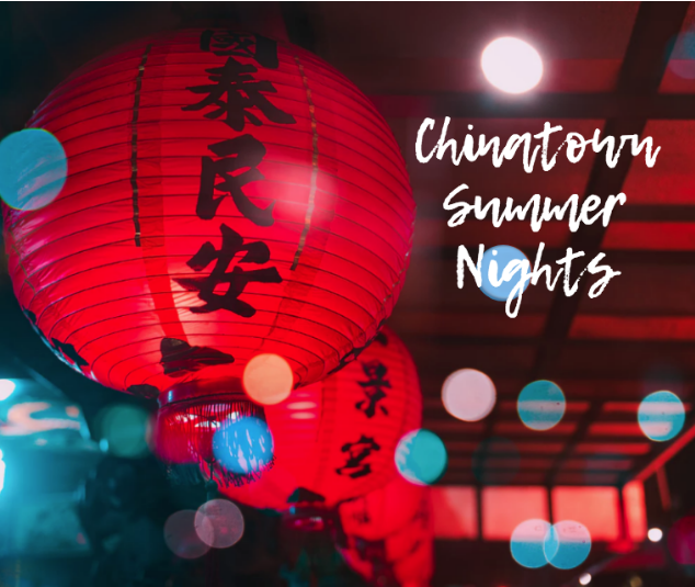 Chinatown Summer Nights los angeles