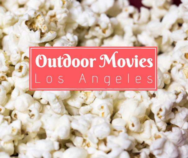 la outdoor movie screenings