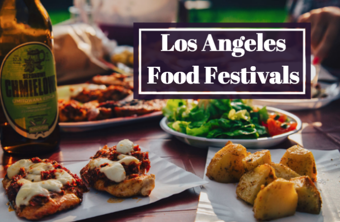 food tasting events los angeles