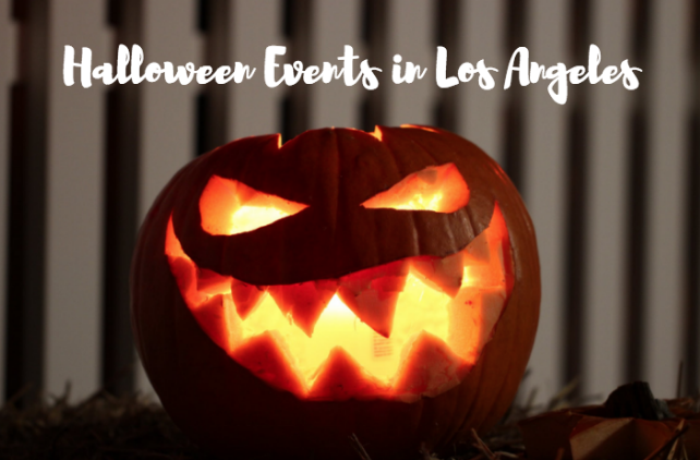 los angeles halloween events 2018
