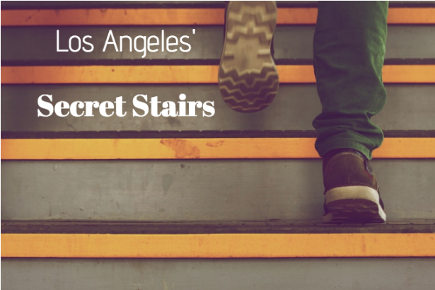 secret stairs la
