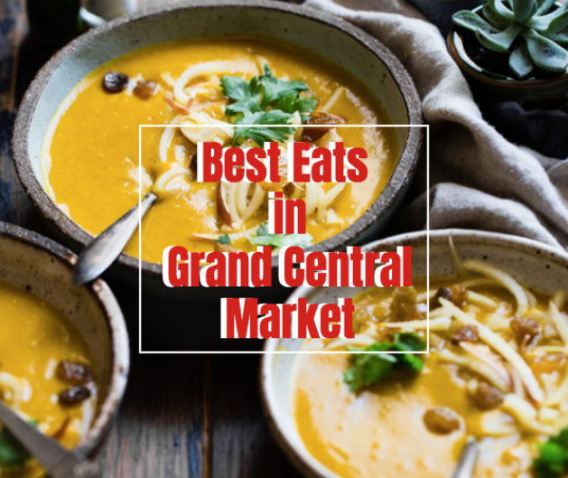 Best Eats at Grand Central Market