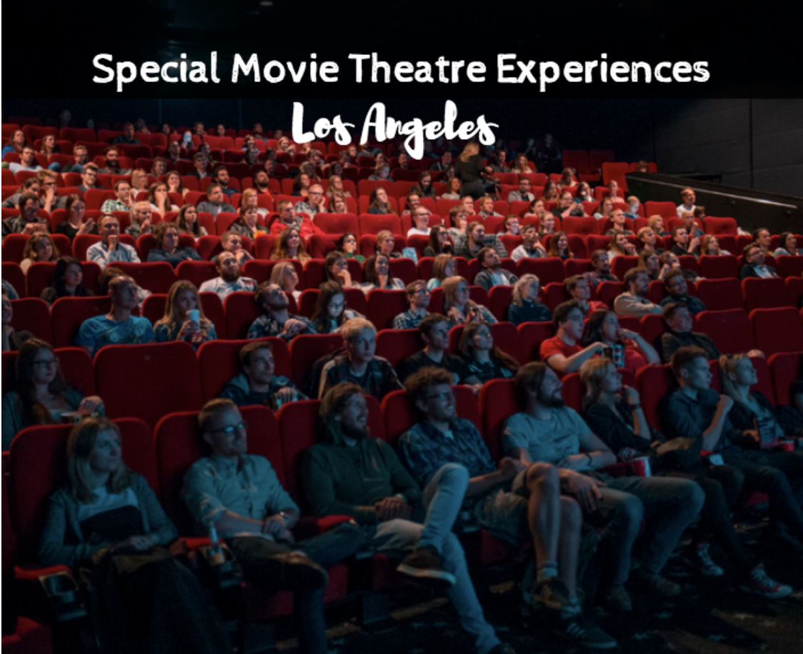 best movie theaters in los angeles