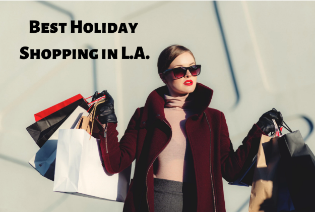 holiday shopping 2018