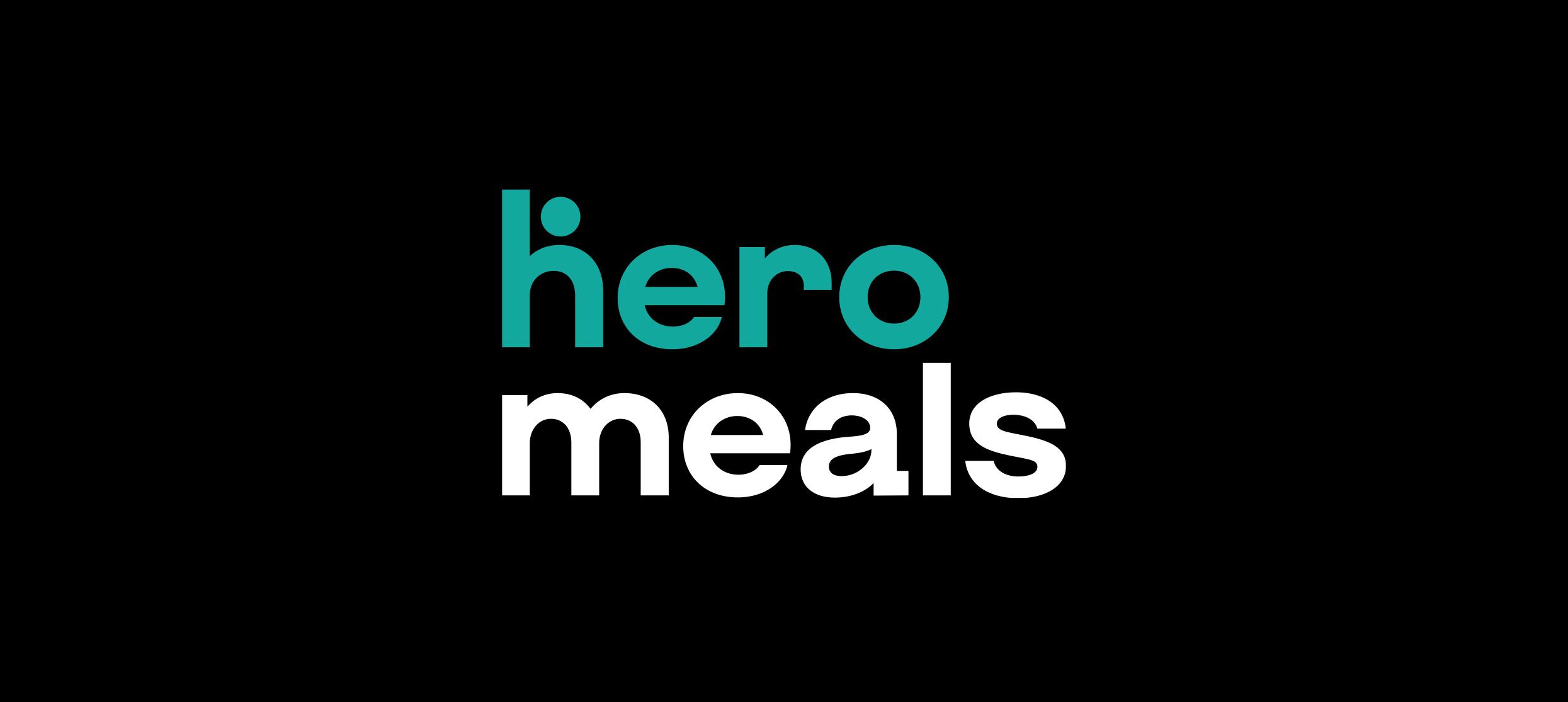 Hero Meals logo