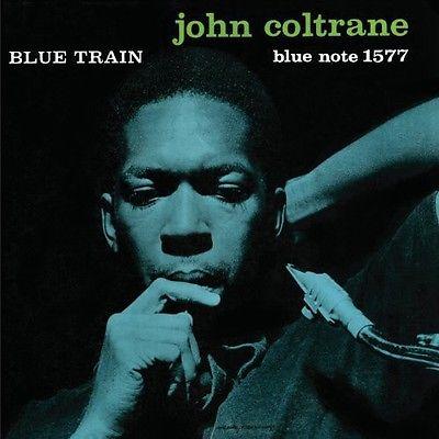John Coltrane - Blue Train (vinyl record)