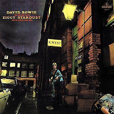 David Bowie - Ziggy Stardust (vinyl record)