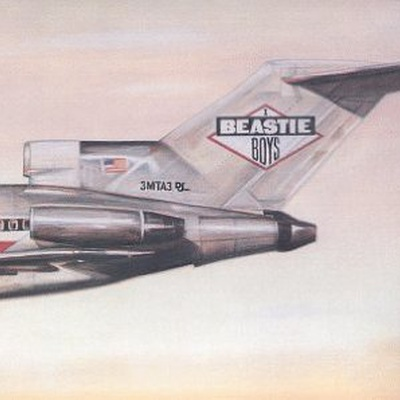 Beastie Boys - License to ill (vinyl record)
