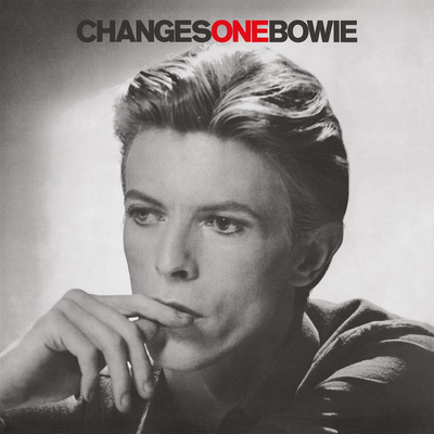 David Bowie - Changes one (vinyl record)