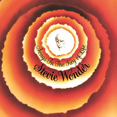 Stevie Wonder - Songs in the key of life (vinyl record)