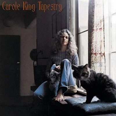 Carole King - Tapestry (vinyl record)