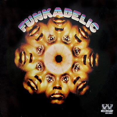 Funkadelic - Funkadelic (vinyl record)