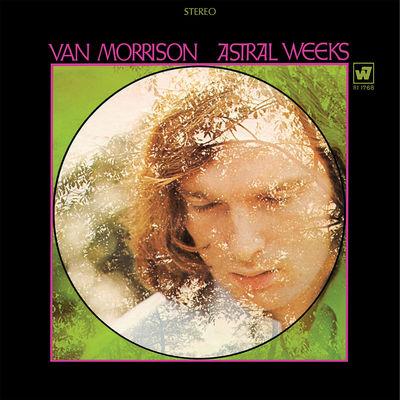 Van Morrison - Astral Weeks (vinyl record)