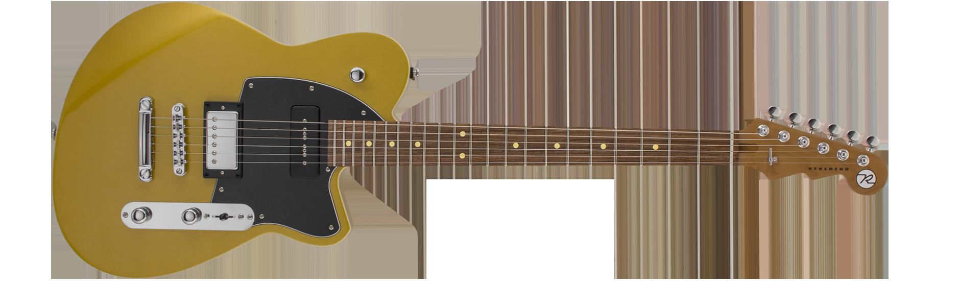 Reverend Guitars Double Agent Og Single Coil 2 Volume Pots No Switch Telecaster Guitar Forum Venetian Gold