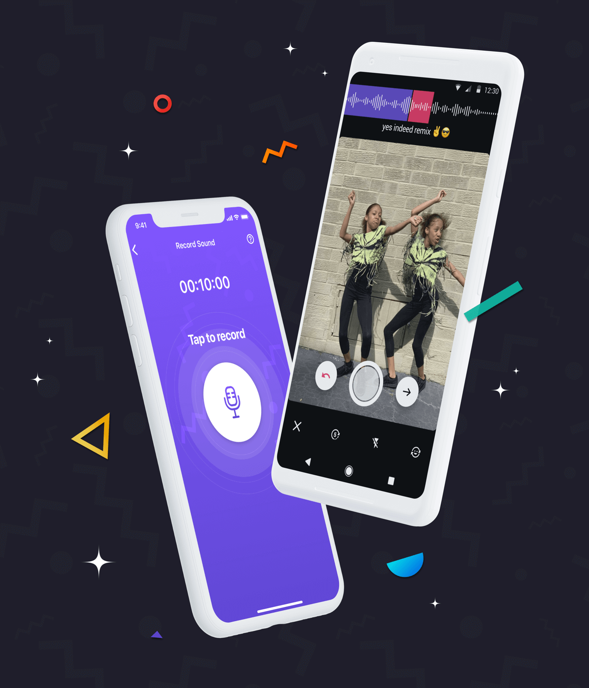 Dubsmash is a New York-based video sharing social media service application for iOS and Android.