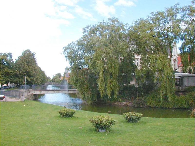 Park i Frederiksværk