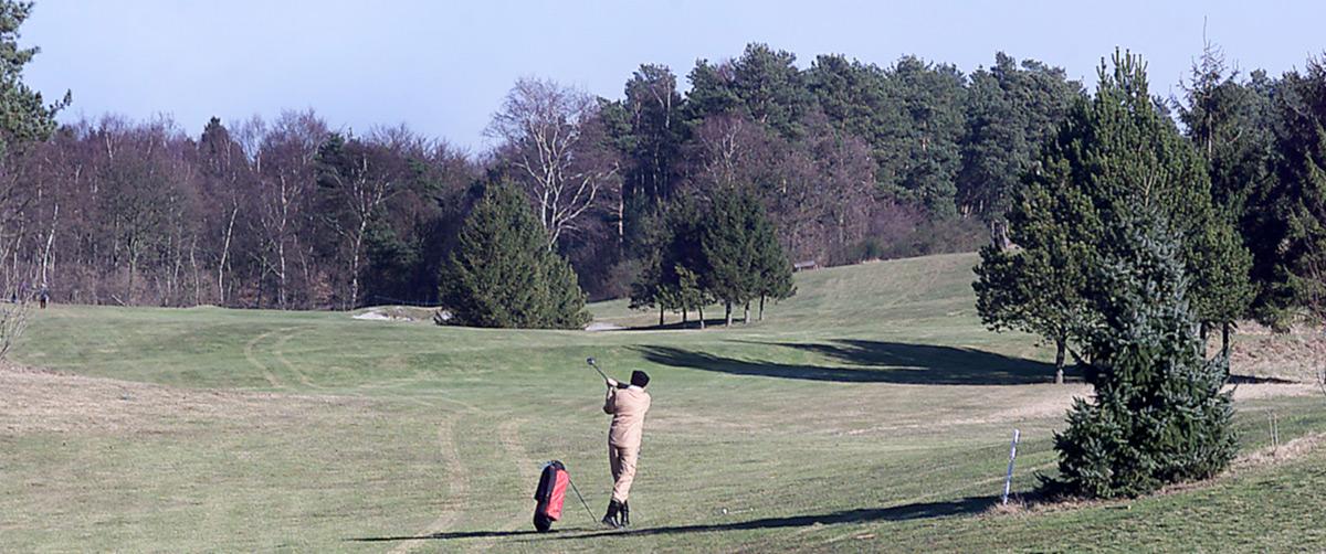 Golf i frederiksværk