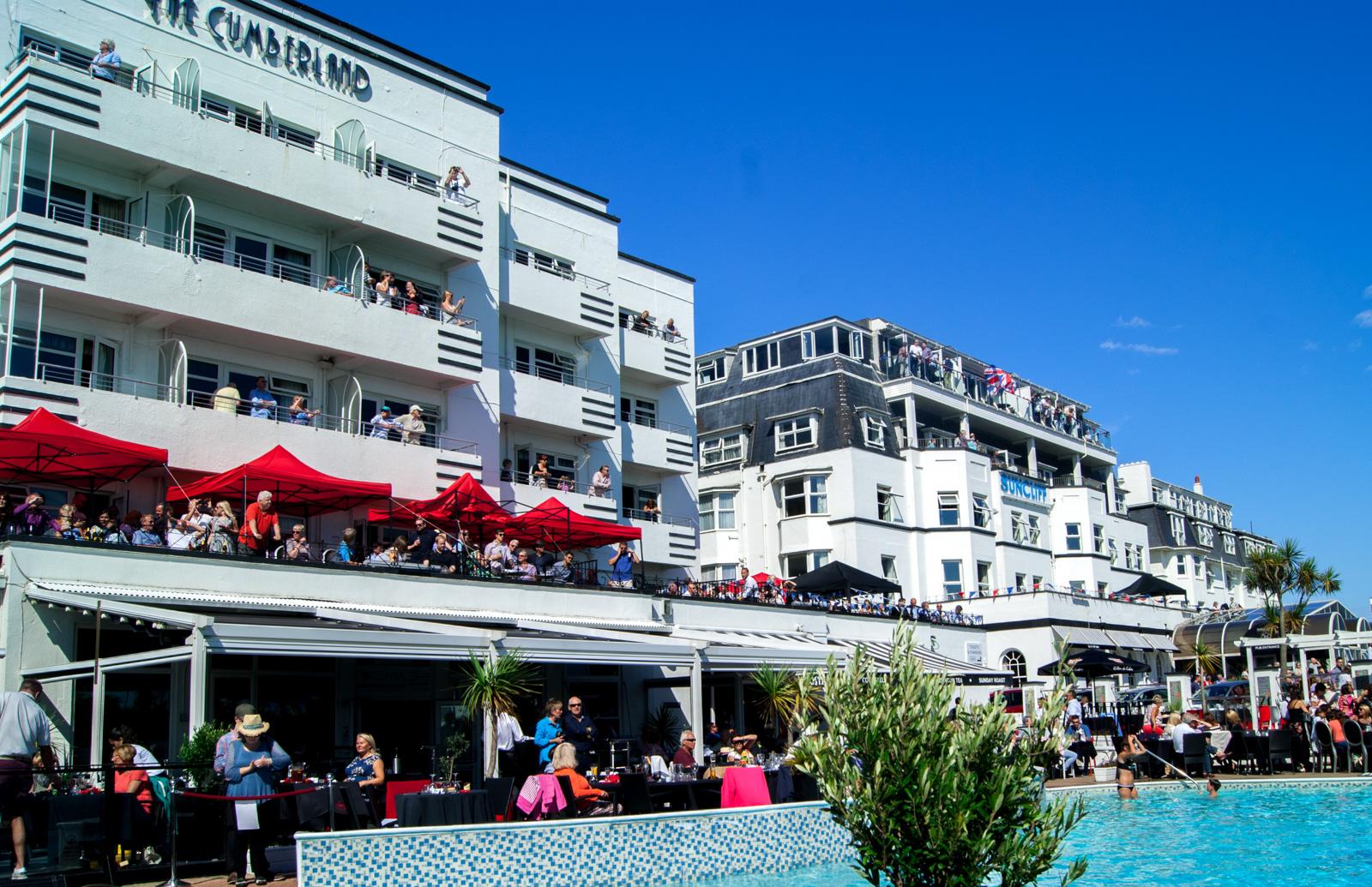 Oceana Events Co Bournemouth Air Festival Hospitality