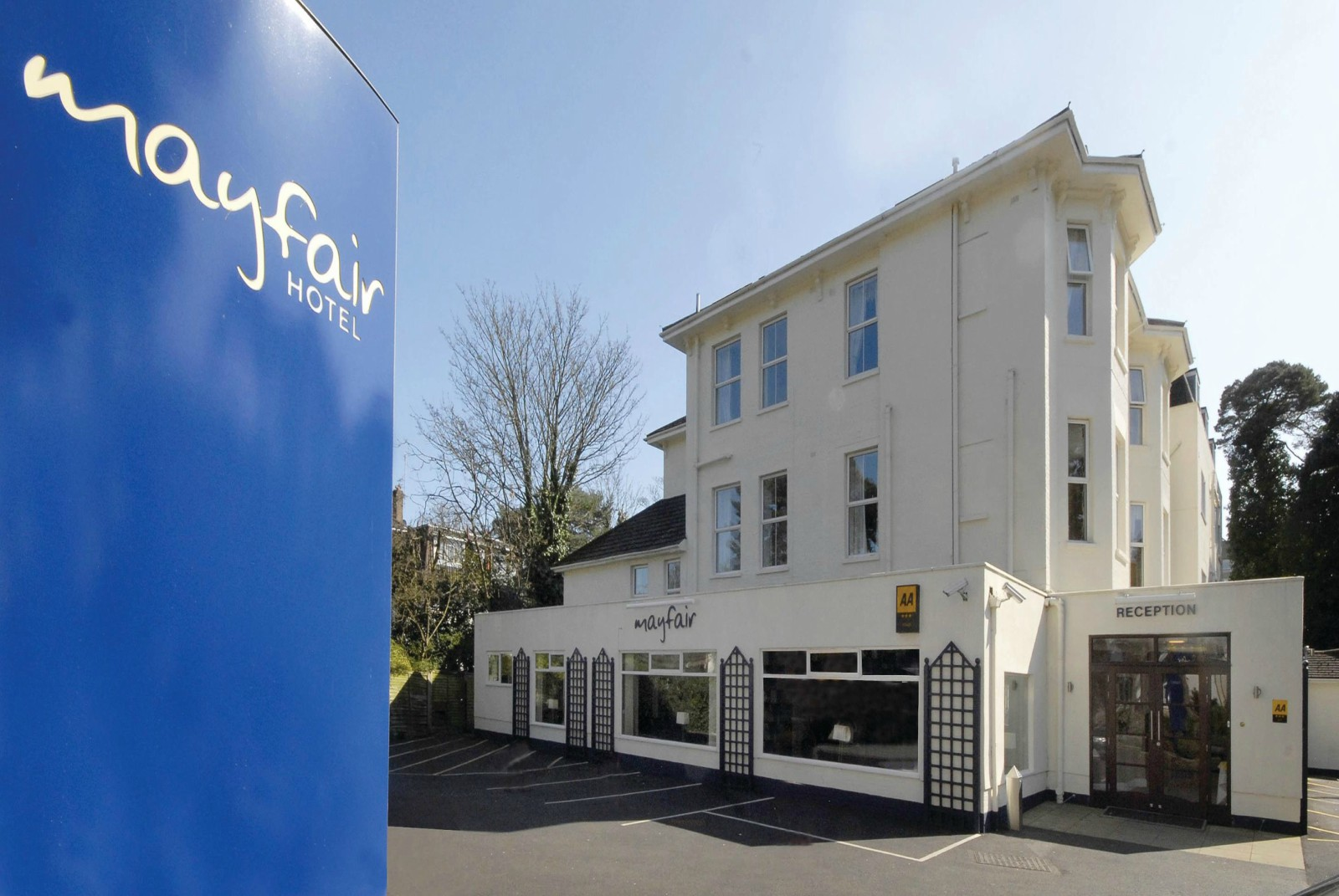 The Mayfair Hotel Event venue Bournemouth