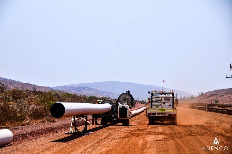 Active Mine Site Surplus Water Management Project