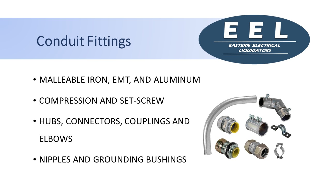 Conduit Fittings (EEL)