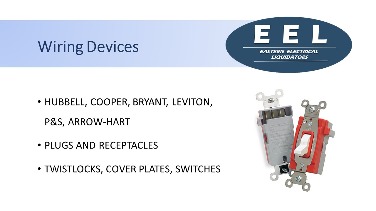 Wiring Devices (EEL)