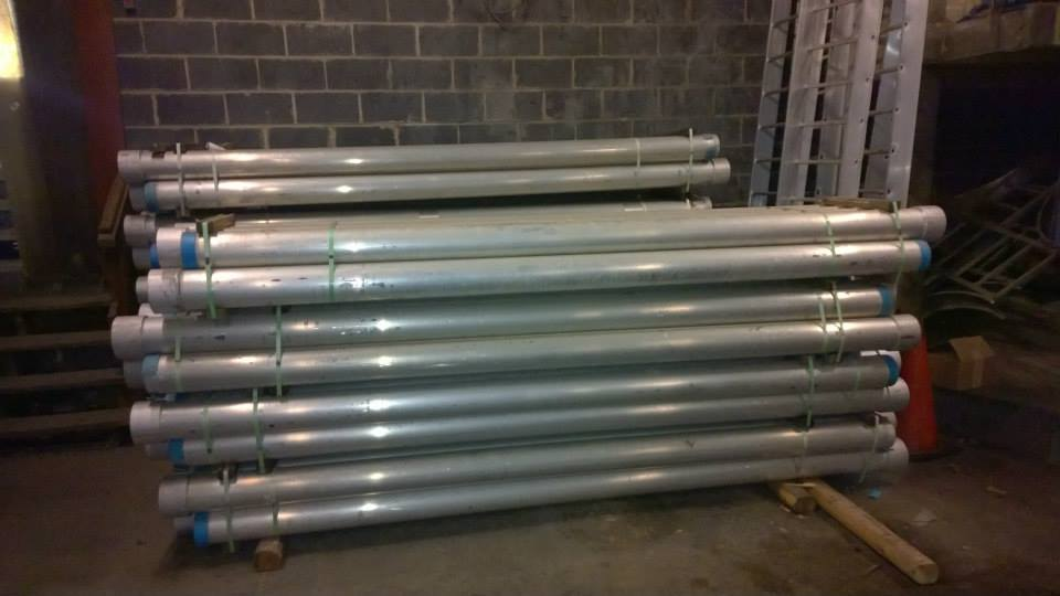 Rigid Aluminum Conduit (EEL)