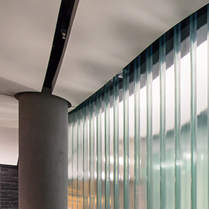 architectural features of research lab