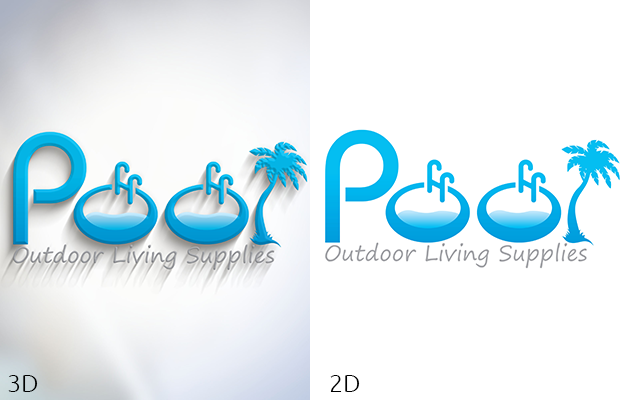 Logo Mockup Designs. Pool Outdoor Living Supplies Provides Luxury Outdoor  Living Supplies Such As Outdoor Kitchens, Outdoor Showers, Fire Pots,  Pergolas And ...