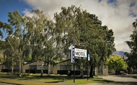 Street Front View - Anderson Park Motel