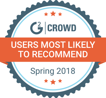 Dixa #1 contact center users most likely to recommend on G2 Crowd