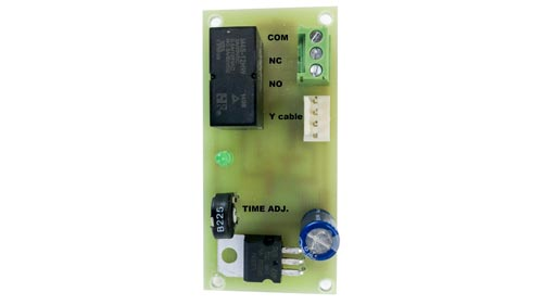 ALARM INTERFACE | It can provide the relay contact (Normal Open/NO or Normal Close/NC) in case of antenna alarm.