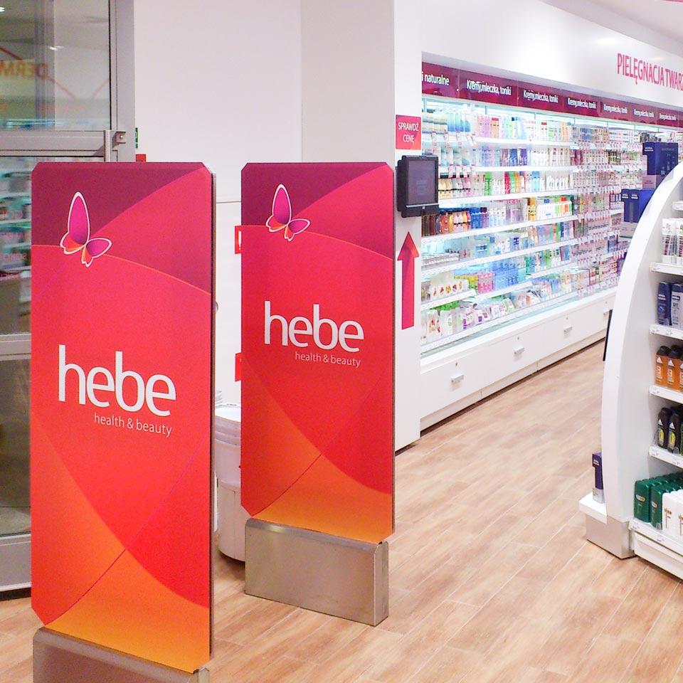 Premium EM System for Hebe