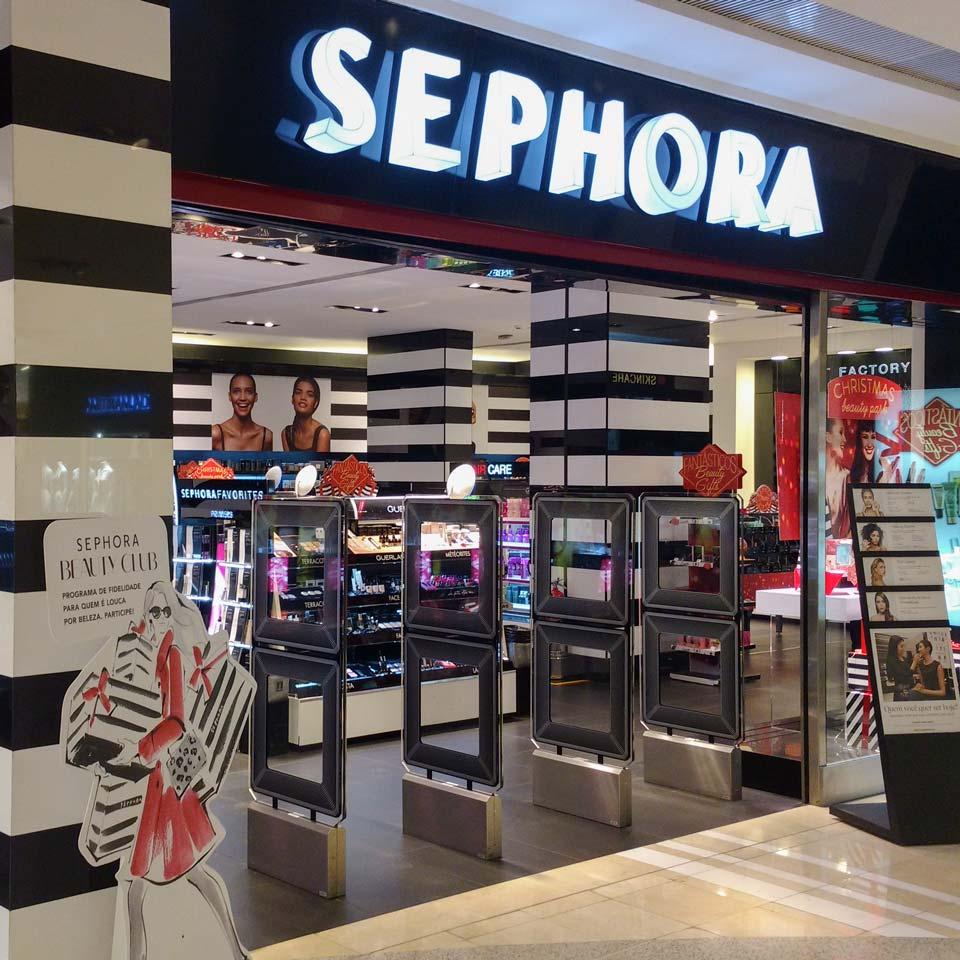 Premium 3D EM System Sephora Rio