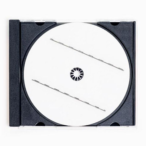 EM CD-Label  Special label designed to directly protect CD's/DVD's discs for music, games and videos with high detection levels.