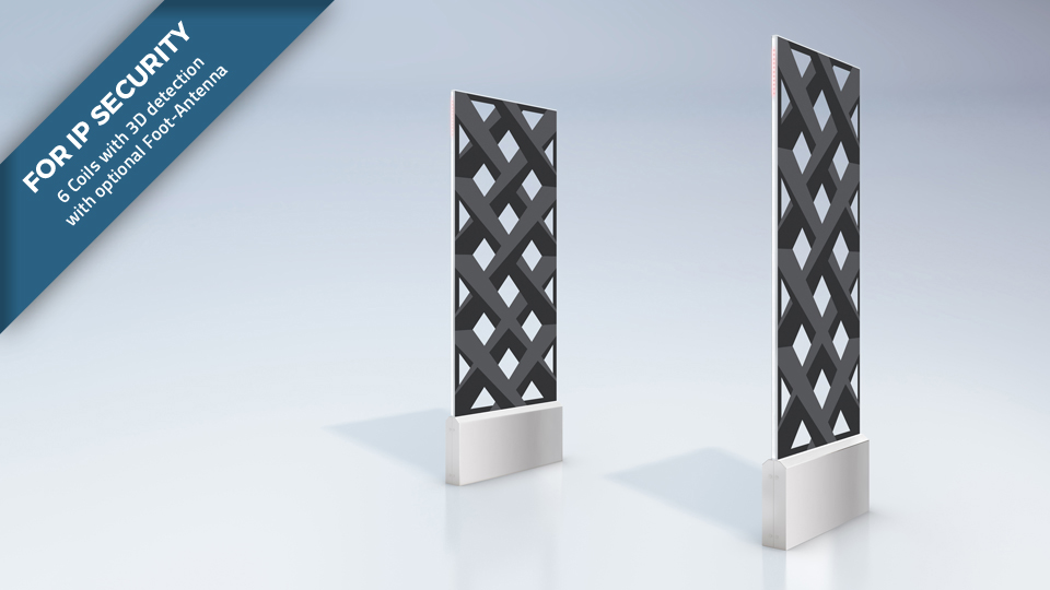 Secufence TAGIT 3D EM System