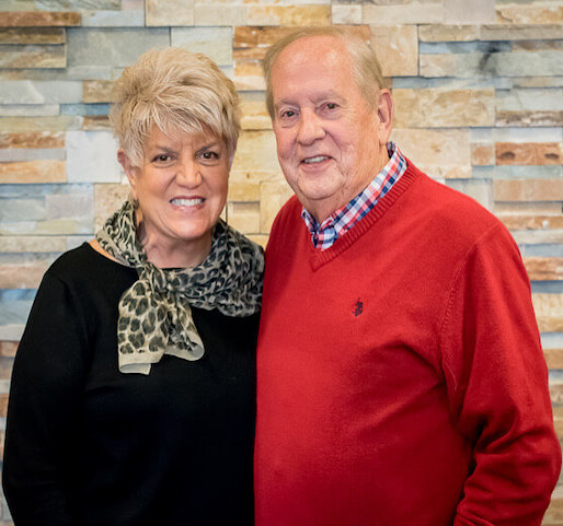 George & Judy Hannan City Group at Hill City Church.