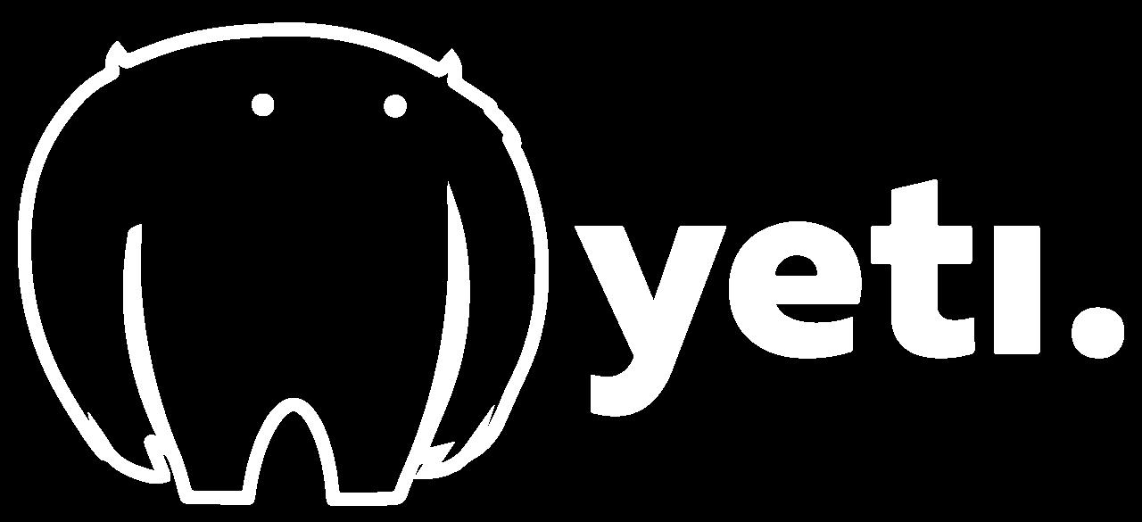 The Yeti logo