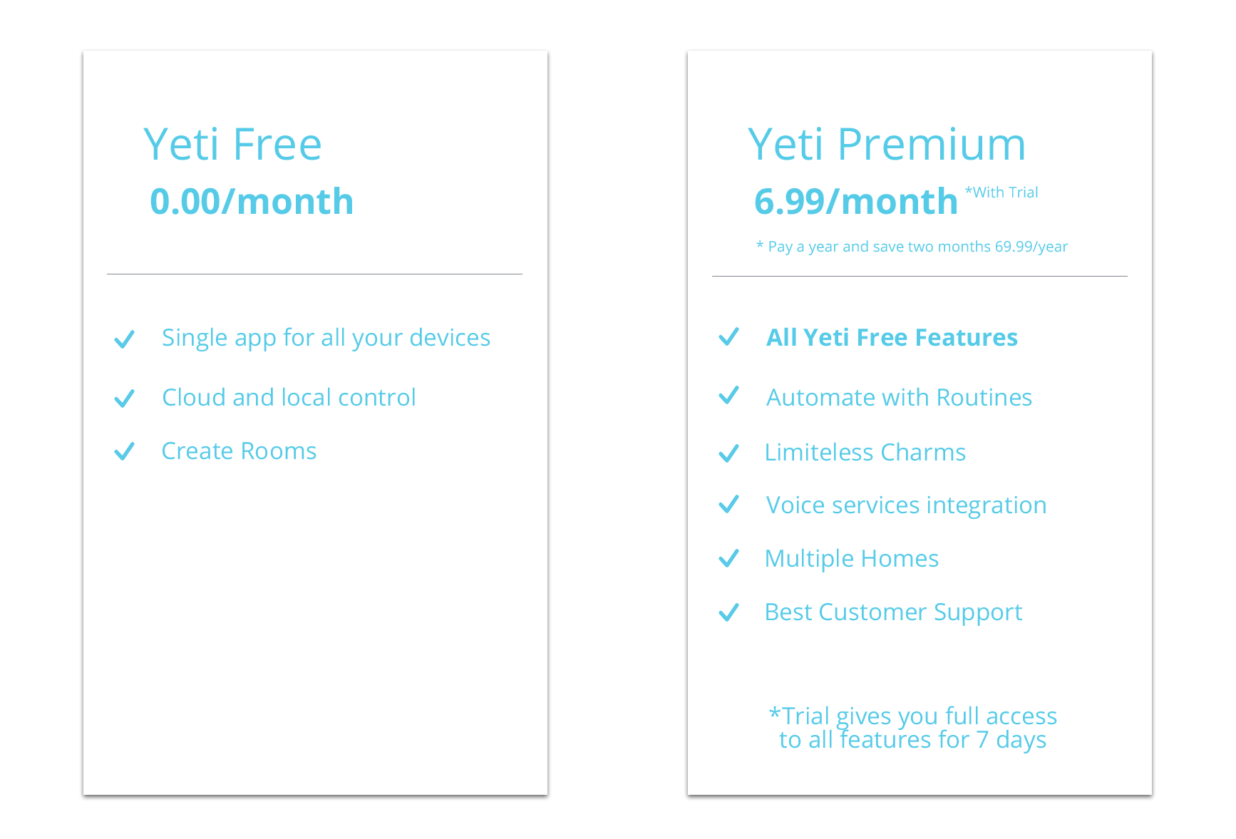The Premium version of Yeti is here - Yeti Blog