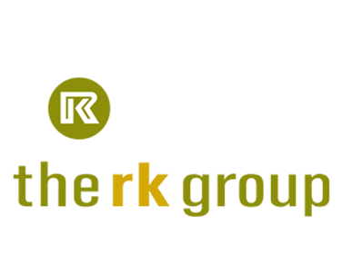 The RK Group Logo