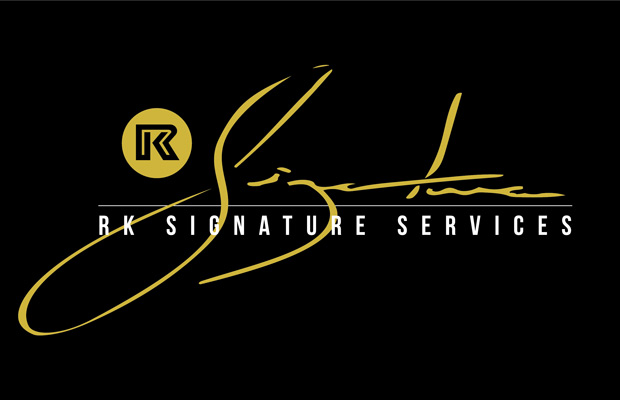 RK Signature Services Logo