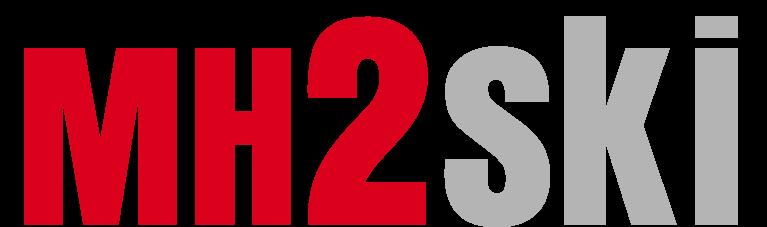 MH2ski logo