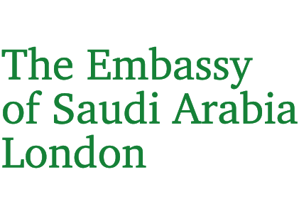 The Embassy of Saudi Arabia in London