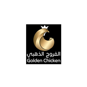 golden chicken logo