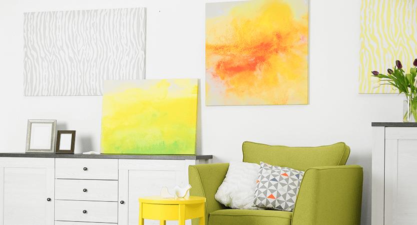 Canvas & Fine Art
